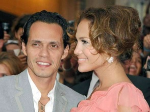 Jennifer Lopez married Marc Anthony