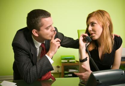 Relaciones en la oficina