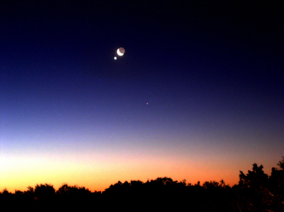 mars venus moon conjunction photos - photo #28