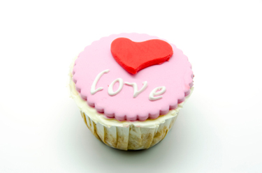 Valentine's Day, Saturn in Scorpio, and the Cupcakes of Consolation